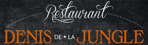 Restaurant Denis de la jungle