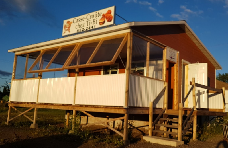 Chez Ti-Bi Casse-Croûte